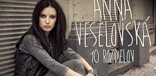 Anna Veselovská z Hlasu Česko Slovenska má singl Lepší ako sme