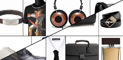 Dolce & Gabbana: 4 balíčky aneb potěšte svého tátu ke Dni otců