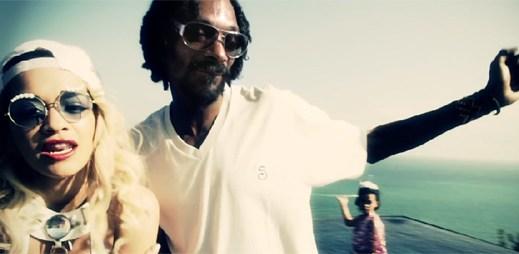 Snoop Lion a Rita Ora: Letní klip Torn Apart přímo z Thajska