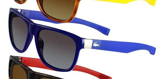 Sluneční brýle Lacoste: Vyberte si barvu jakou máte nejraději