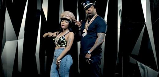 Busta Rhymes a Nicki Minaj útočí svými verši v klipu Twerk It