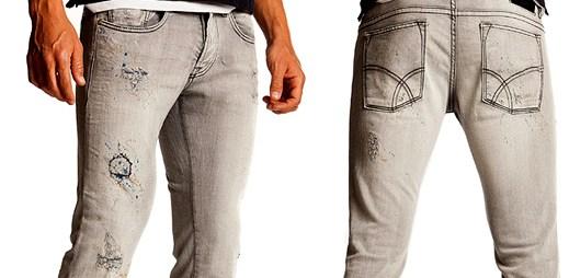 Který ze střihů Gas Jeans vám padne? Carrot, straight nebo slim