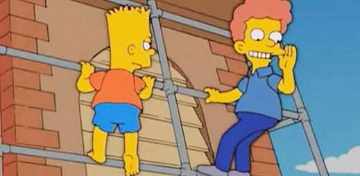 Simpsonovi milují gaye! Podívejte se na nejlepší scénky o gayích
