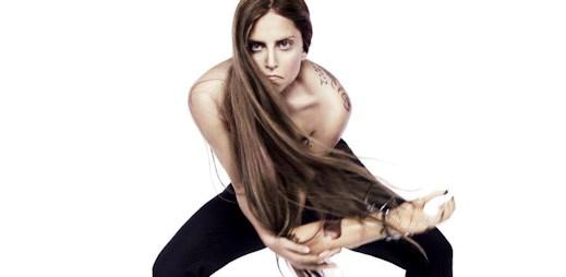 Lady Gaga unikl song Burqa/Aura. Je to nový taneční styl?