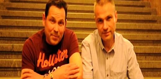 """Janis Sidovský a Pavel Vítek říkají, že být """"teplej"""" je docela fajn"""