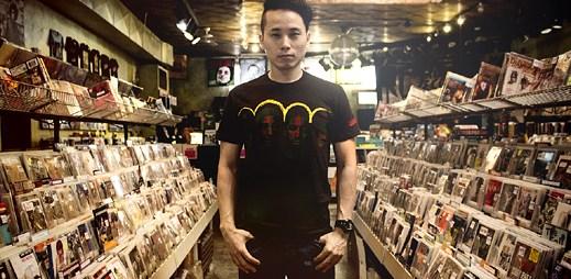 Wish ve své kolekci vzdává hold legendární hiphopové skupině A Tribe Called Quest