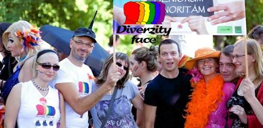 Diverzity Face: Váš dobrý soused, který mění pohled na gaye