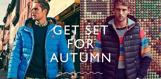 Stylové bundy a vesty na chladný podzim od Jack & Jones