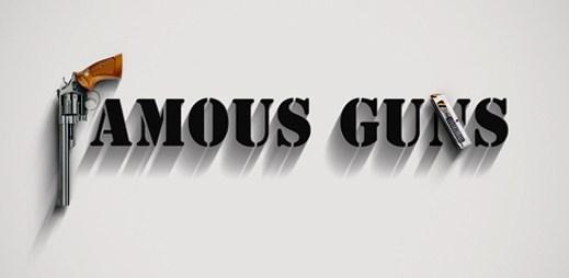 44 slavných zbraní, které likvidovaly všemožné padouchy