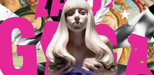 Takto vypadá oficiální obal Artpop od Lady Gaga! Připomíná film pro dospělé