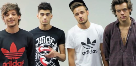 One Direction: Který z nich je nejvíc sexy?