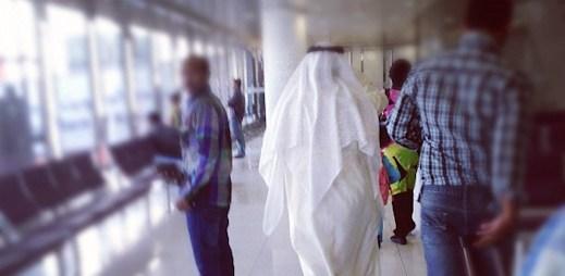 Při cestě do Kuvajtu se možná nevyhnete testu na homosexualitu