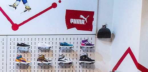PUMA představuje nový PUMA Store v srdci Prahy. Seženete tam nejnovější kolekce!