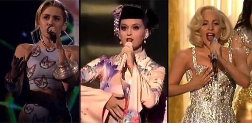 13 nejlepších vystoupení na American Music Awards 2013