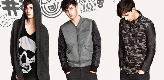 Jasný a přímý styl nové kolekce H&M