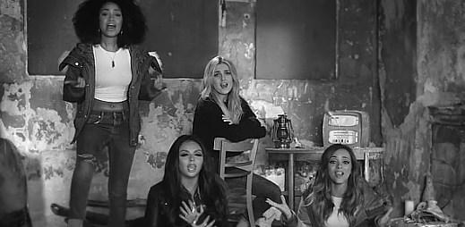 Vychutnejte si pomalé R&B! Little Mix vydali klip ke svižnému singlu Little Me