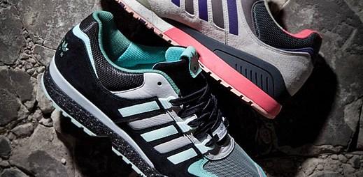 Adidas a Sneaker Freaker začali prodávat novou kolekci tenisek