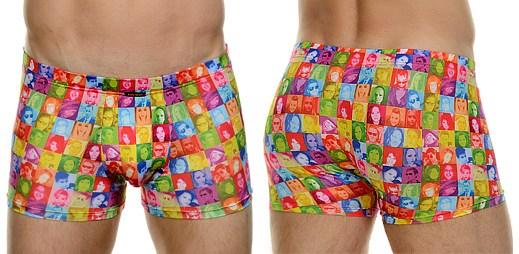 Nosili byste spodní prádlo složené z profilových fotek? Mrkněte na hit Bruno Banani