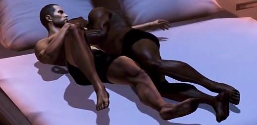 Do počítačové hry Mass Effect 3 se dostala žhavá gay scéna!