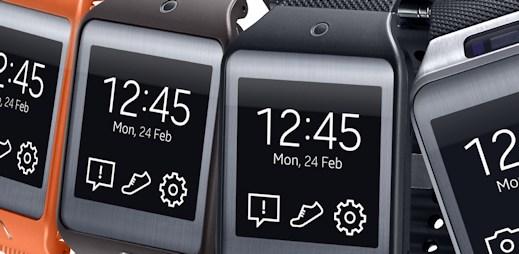 Skvělý dárek: Stylové hodinky Samsung Gear 2 ocení každý