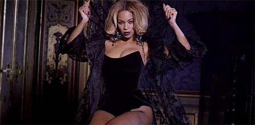 Beyoncé vydala další povedený videoklip Partition