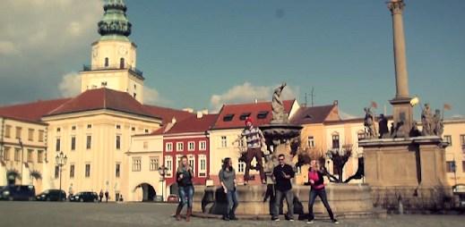 Video: Lidé z nejkrásnějšího českého města Kroměříž se takto radují