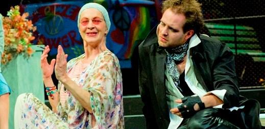 Poslední z Haussmanů: Ondřej Brousek exceluje v roli gaye