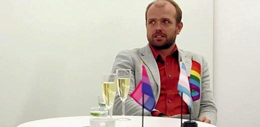 Czeslaw Walek: Otec se s mojí homosexualitou nesmířil ani po 10 letech