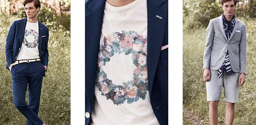 Vyzkoušejte pastelové barvy s touto žhavou pánskou módou GANT