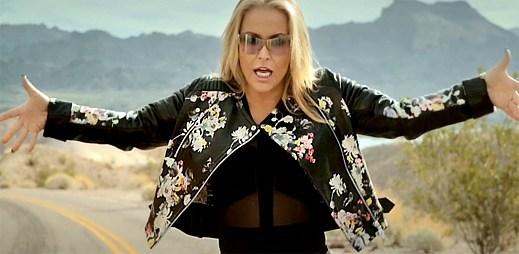 Anastacia vydala nový klip Stupid Little Things, který možná bude bořit hitparády