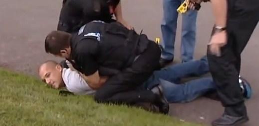 8 drsných policejních akcí, kdy jde o život