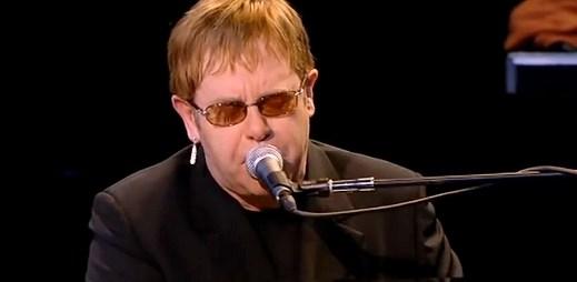 Gay svatba: Elton John a David Furnish se chtějí vzít