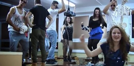 Slovenští studenti se inspirovali a natočili video na největší hity