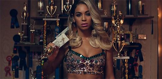 Největší životní touhou Beyoncé v Pretty Hurts je být šťastný