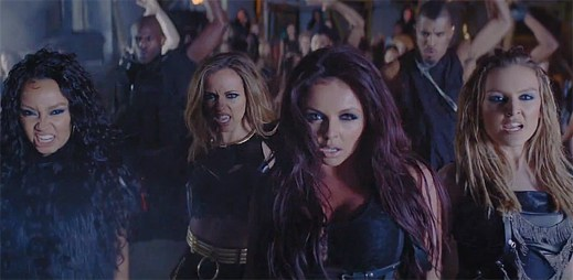 Holky ze skupiny Little Mix natočily klip Salute, který určitě stojí za zhlédnutí!