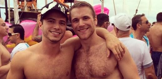 Instagram: 7 sexy fotek gaye Jareda Bradforda LeBlance