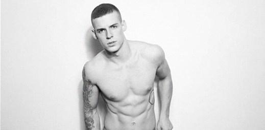 Instagram: 16 sexy fotek slovenského modela Krištofa Králika, který na sobě maká šest dní v týdnu