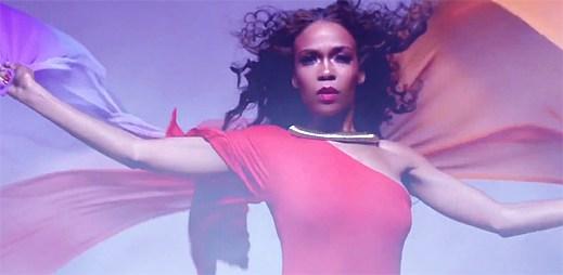 Michelle Williams: Zbrusu nový videoklip Fire