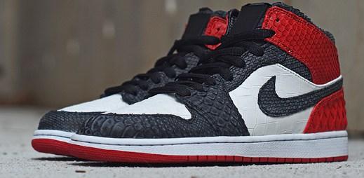 Nazujte si nové boty Nike, které vzhledem připomínají krajtu a aligátora
