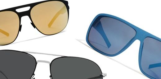 Německá Mykita představila prémiovou kolekci slunečních brýlí