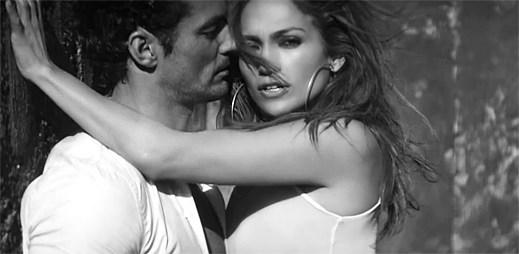 Žhavá Jennifer Lopez předvedla nový klip First Love