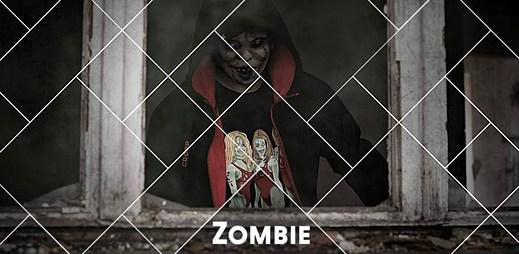 Nová kolekce triček CROPP: Zombie útočí