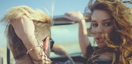 Glee hvězda Lea Michele vydala nový videoklip On My Way
