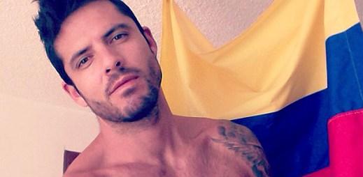 Instagram: 17 sexy fotografií mužného gay modela Diega Arnaryho