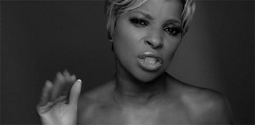 Mary J. Blige se nechala v novém klipu Suitcase zavřít do blázince