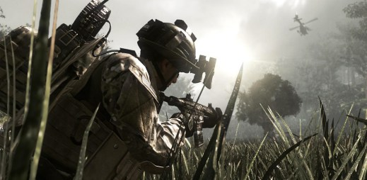 Call of Duty: Ghosts – pařba na poslední prázdninový víkend zdarma!