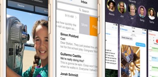 Největší aktualizace pro Apple iPhone je tady! Stahujte zdarma iOS 8!