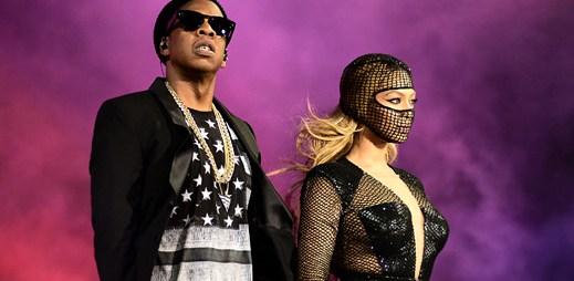 Beyoncé a Jay Z: Podívejte se na záznam z megaturné On The Run