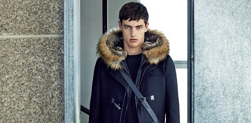 Kabáty a bundy v aktuální módní kolekci Zara