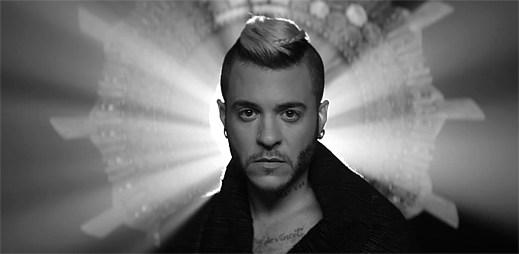 Ferras natočil první videoklip Speak in Tongues pod taktovkou nahrávací společnosti Katy Perry